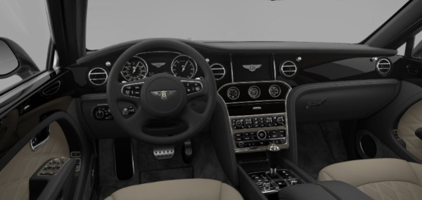 New 2020 Bentley Mulsanne for sale $356,020 at Pagani of Greenwich in Greenwich CT 06830 6