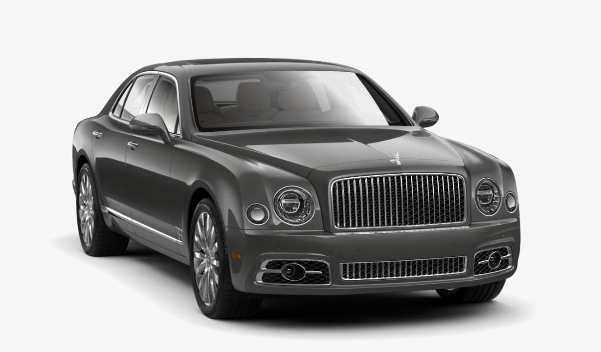 New 2020 Bentley Mulsanne for sale $356,020 at Pagani of Greenwich in Greenwich CT 06830 1