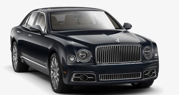 2020 Bentley Mulsanne