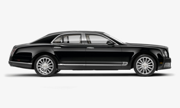 New 2020 Bentley Mulsanne for sale $356,970 at Pagani of Greenwich in Greenwich CT 06830 2