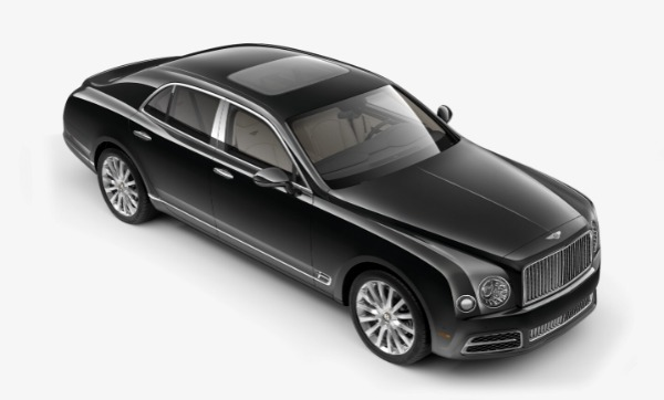 New 2020 Bentley Mulsanne for sale $356,970 at Pagani of Greenwich in Greenwich CT 06830 5