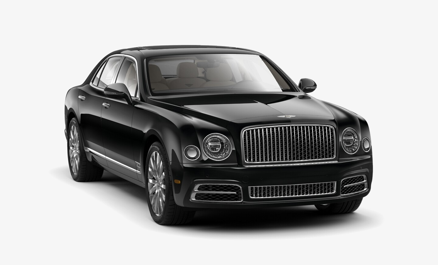 New 2020 Bentley Mulsanne for sale $356,970 at Pagani of Greenwich in Greenwich CT 06830 1