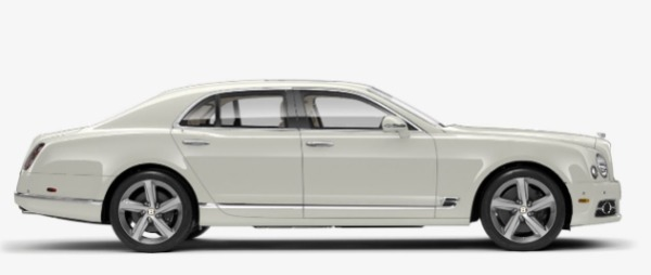New 2020 Bentley Mulsanne Speed for sale $376,340 at Pagani of Greenwich in Greenwich CT 06830 2