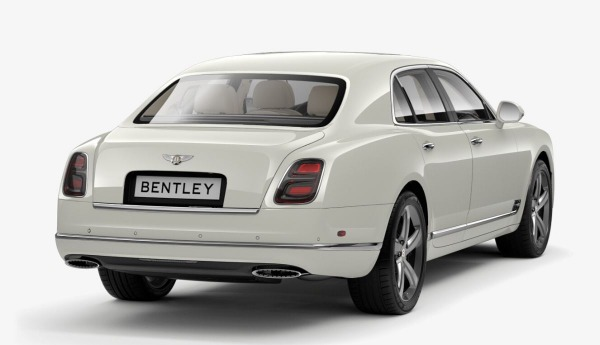 New 2020 Bentley Mulsanne Speed for sale $376,340 at Pagani of Greenwich in Greenwich CT 06830 3