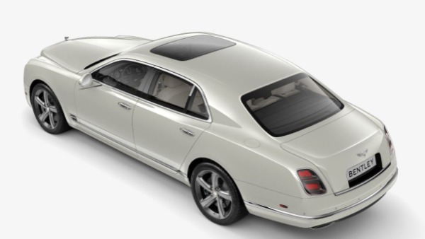 New 2020 Bentley Mulsanne Speed for sale $376,340 at Pagani of Greenwich in Greenwich CT 06830 4