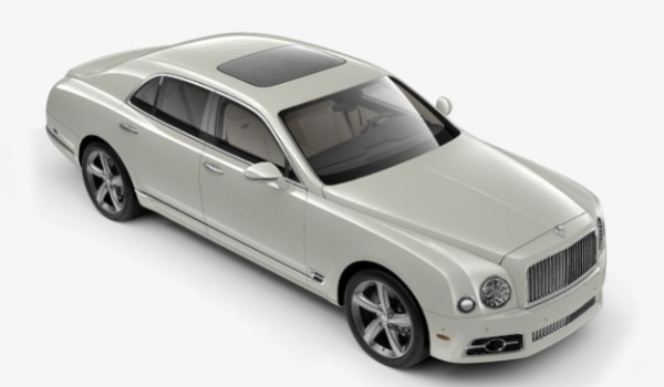 New 2020 Bentley Mulsanne Speed for sale $376,340 at Pagani of Greenwich in Greenwich CT 06830 5