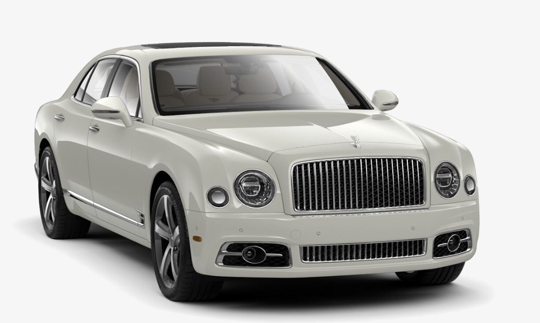 New 2020 Bentley Mulsanne Speed for sale $376,340 at Pagani of Greenwich in Greenwich CT 06830 1