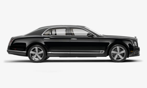 New 2020 Bentley Mulsanne Speed for sale $400,045 at Pagani of Greenwich in Greenwich CT 06830 2