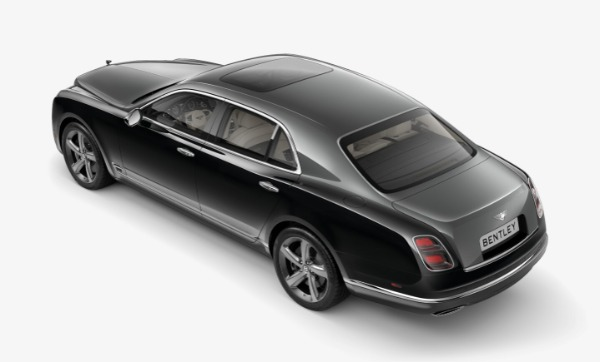 New 2020 Bentley Mulsanne Speed for sale $400,045 at Pagani of Greenwich in Greenwich CT 06830 4