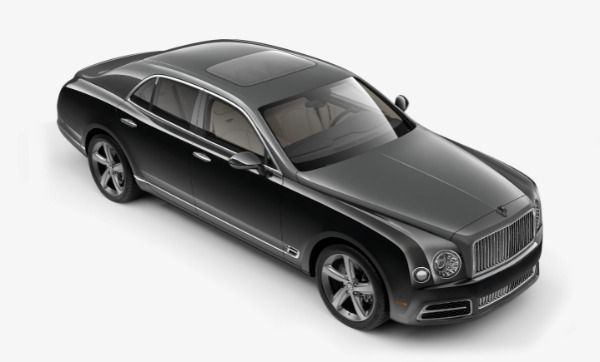 New 2020 Bentley Mulsanne Speed for sale $400,045 at Pagani of Greenwich in Greenwich CT 06830 5