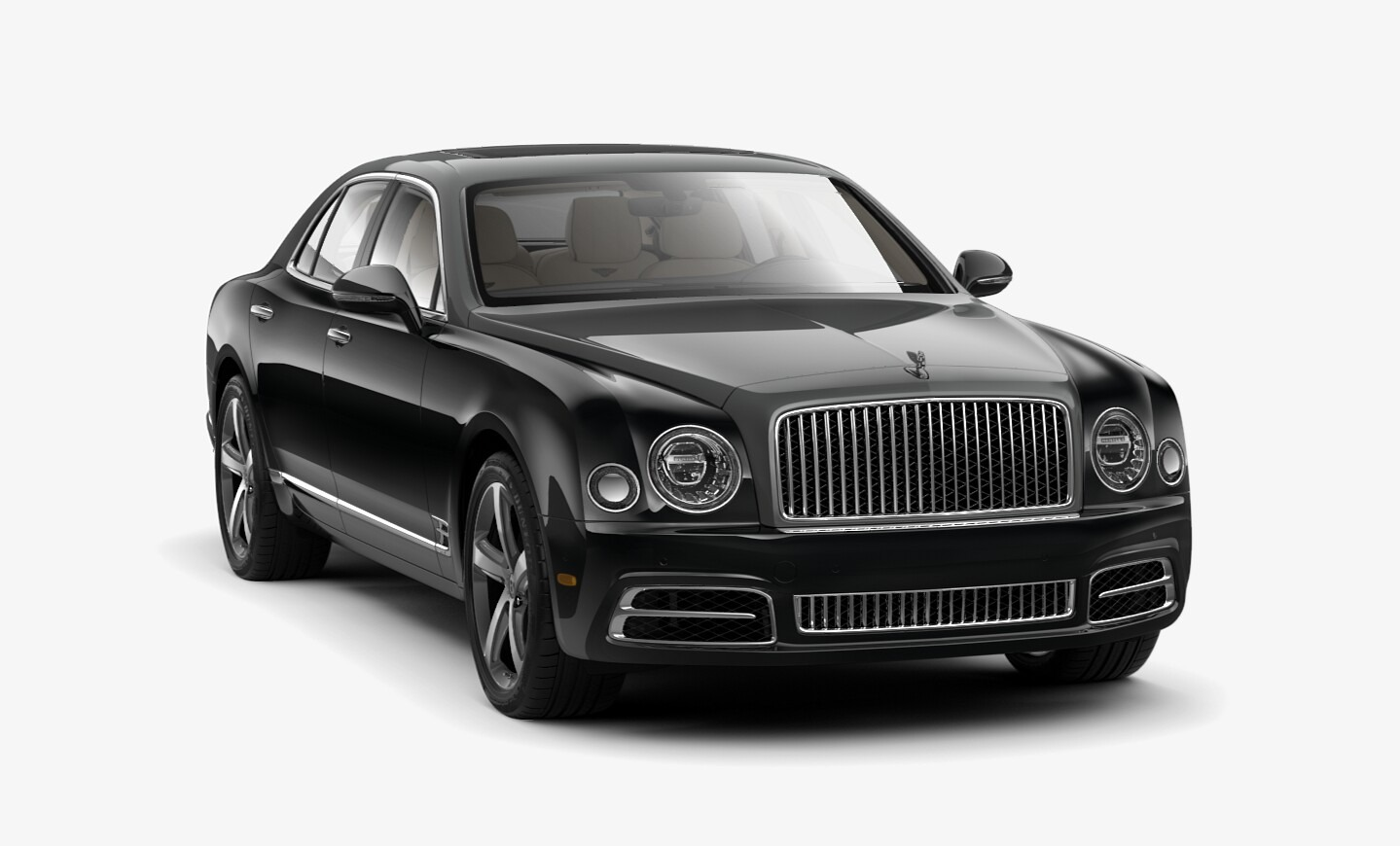 New 2020 Bentley Mulsanne Speed for sale $400,045 at Pagani of Greenwich in Greenwich CT 06830 1