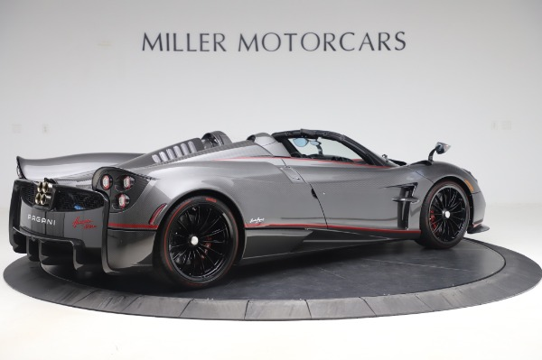 Used 2017 Pagani Huayra Roadster for sale Call for price at Pagani of Greenwich in Greenwich CT 06830 12