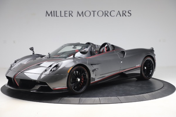 Used 2017 Pagani Huayra Roadster for sale Call for price at Pagani of Greenwich in Greenwich CT 06830 2