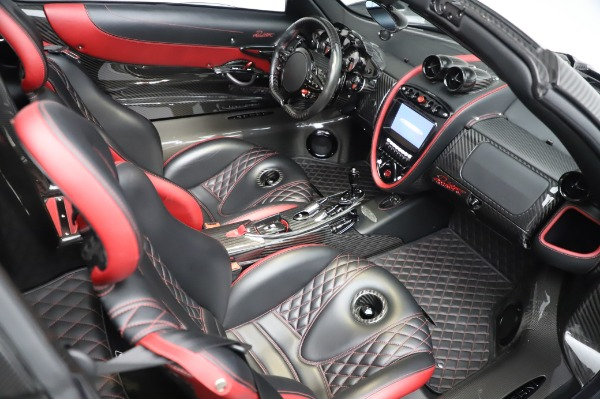 Used 2017 Pagani Huayra Roadster for sale Call for price at Pagani of Greenwich in Greenwich CT 06830 26
