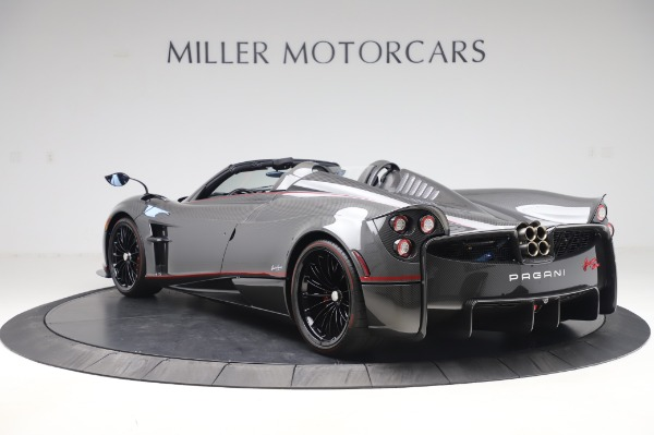 Used 2017 Pagani Huayra Roadster for sale Call for price at Pagani of Greenwich in Greenwich CT 06830 5