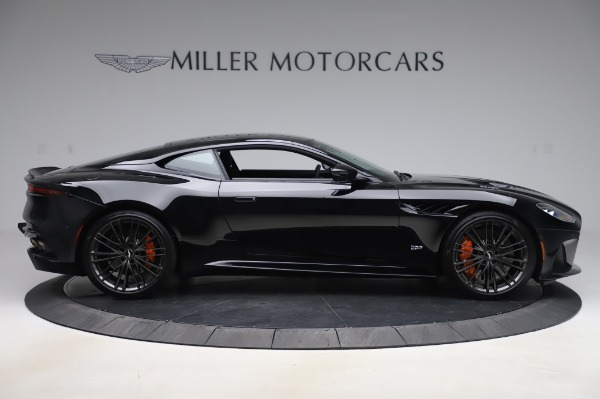 New 2020 Aston Martin DBS Superleggera Coupe for sale $328,786 at Pagani of Greenwich in Greenwich CT 06830 10