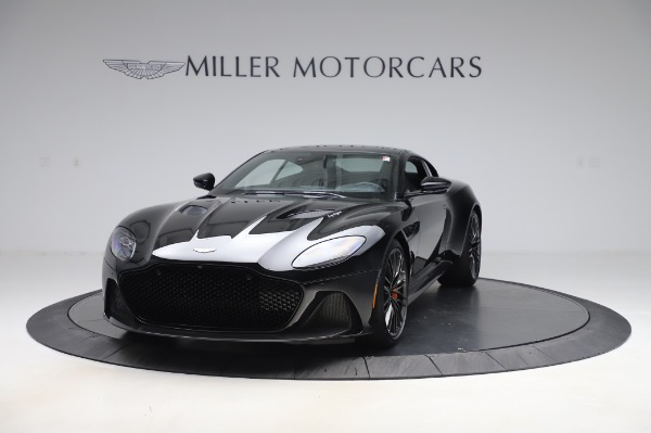 New 2020 Aston Martin DBS Superleggera Coupe for sale $328,786 at Pagani of Greenwich in Greenwich CT 06830 3