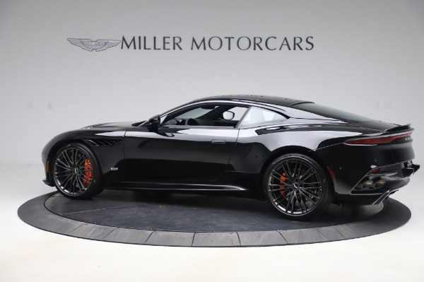 New 2020 Aston Martin DBS Superleggera for sale $328,786 at Pagani of Greenwich in Greenwich CT 06830 5