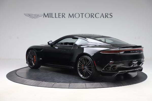 New 2020 Aston Martin DBS Superleggera for sale $328,786 at Pagani of Greenwich in Greenwich CT 06830 6
