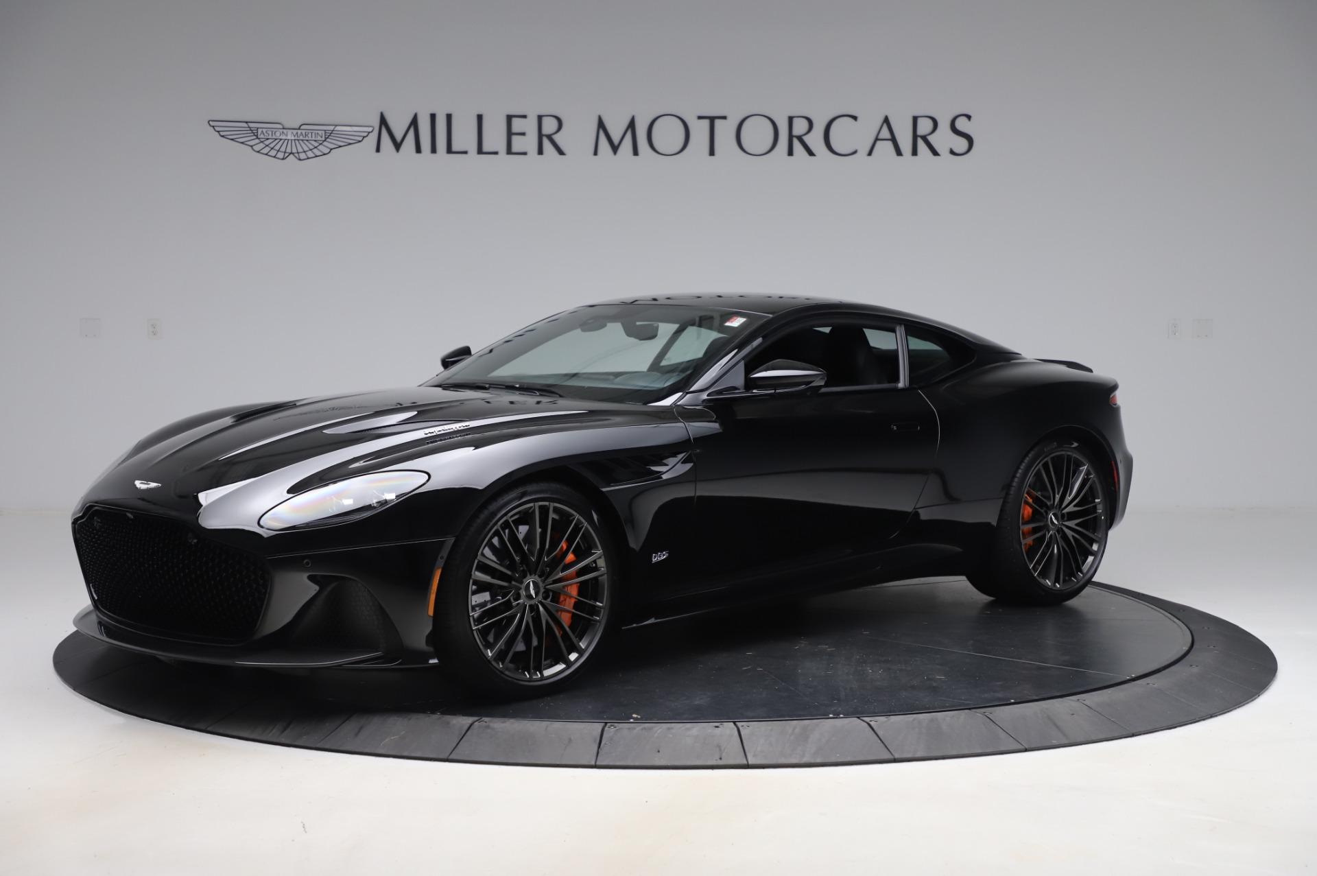 New 2020 Aston Martin DBS Superleggera for sale $328,786 at Pagani of Greenwich in Greenwich CT 06830 1