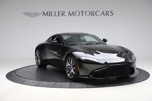 New 2020 Aston Martin Vantage Coupe for sale $181,981 at Pagani of Greenwich in Greenwich CT 06830 10
