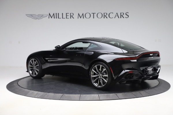 New 2020 Aston Martin Vantage Coupe for sale $181,981 at Pagani of Greenwich in Greenwich CT 06830 3