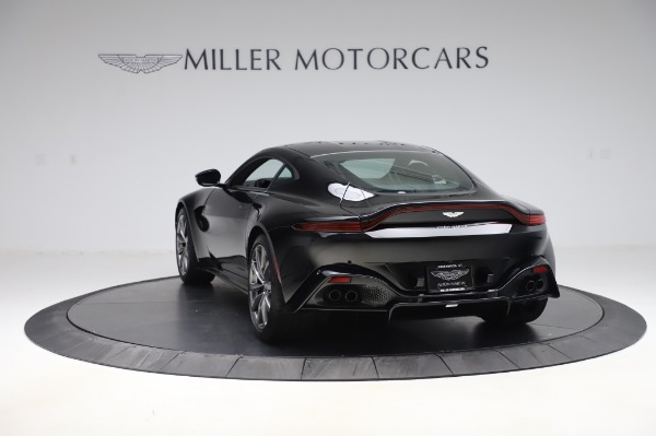 New 2020 Aston Martin Vantage Coupe for sale $181,981 at Pagani of Greenwich in Greenwich CT 06830 4