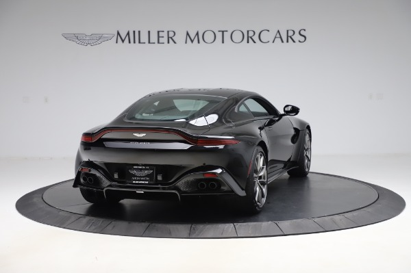 New 2020 Aston Martin Vantage Coupe for sale $181,981 at Pagani of Greenwich in Greenwich CT 06830 6