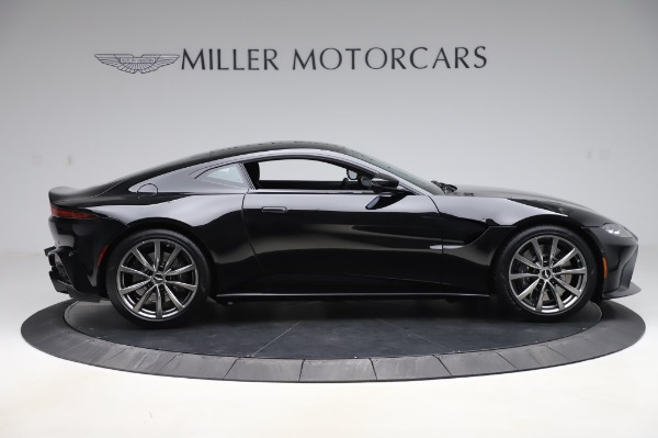 New 2020 Aston Martin Vantage Coupe for sale $181,981 at Pagani of Greenwich in Greenwich CT 06830 8