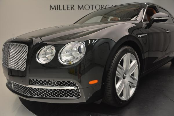 Used 2016 Bentley Flying Spur W12 for sale Sold at Pagani of Greenwich in Greenwich CT 06830 22