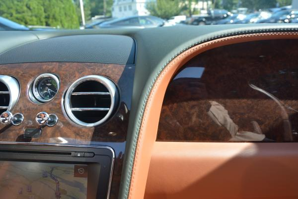 Used 2016 Bentley Flying Spur W12 for sale Sold at Pagani of Greenwich in Greenwich CT 06830 28