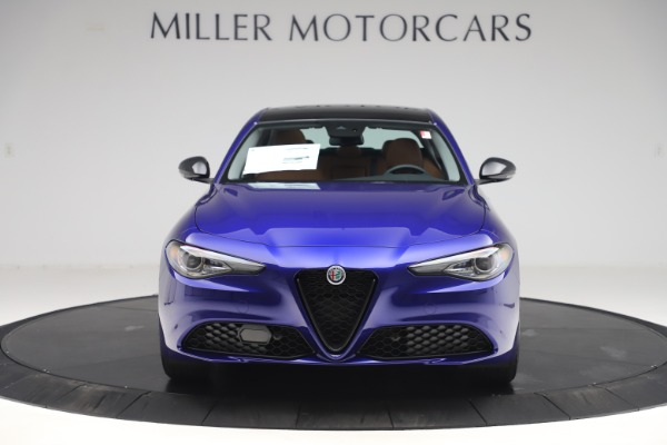 New 2020 Alfa Romeo Giulia Ti Q4 for sale Sold at Pagani of Greenwich in Greenwich CT 06830 12
