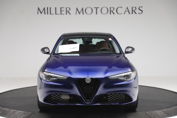 New 2020 Alfa Romeo Giulia Q4 for sale $47,845 at Pagani of Greenwich in Greenwich CT 06830 11