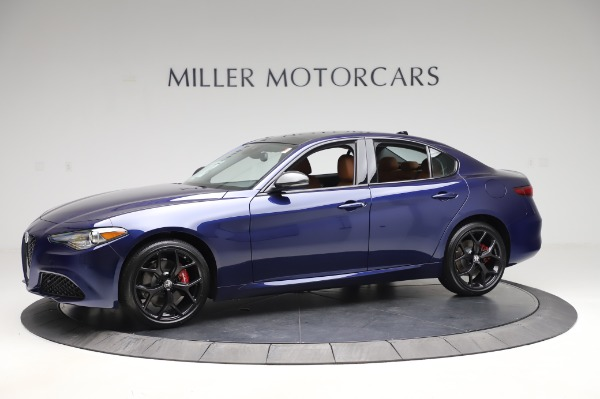 New 2020 Alfa Romeo Giulia Q4 for sale $47,845 at Pagani of Greenwich in Greenwich CT 06830 2