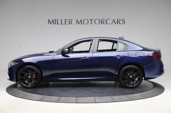 New 2020 Alfa Romeo Giulia Q4 for sale $47,845 at Pagani of Greenwich in Greenwich CT 06830 3