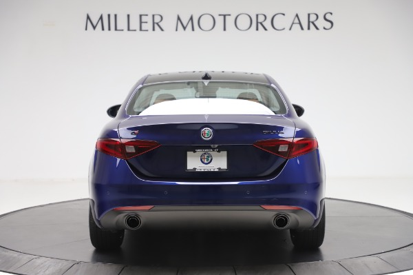 New 2020 Alfa Romeo Giulia Q4 for sale $42,845 at Pagani of Greenwich in Greenwich CT 06830 5
