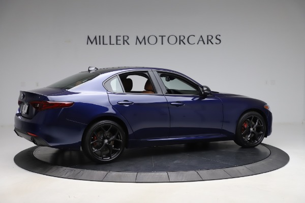 New 2020 Alfa Romeo Giulia Q4 for sale $47,845 at Pagani of Greenwich in Greenwich CT 06830 7