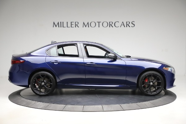 New 2020 Alfa Romeo Giulia Q4 for sale $47,845 at Pagani of Greenwich in Greenwich CT 06830 8