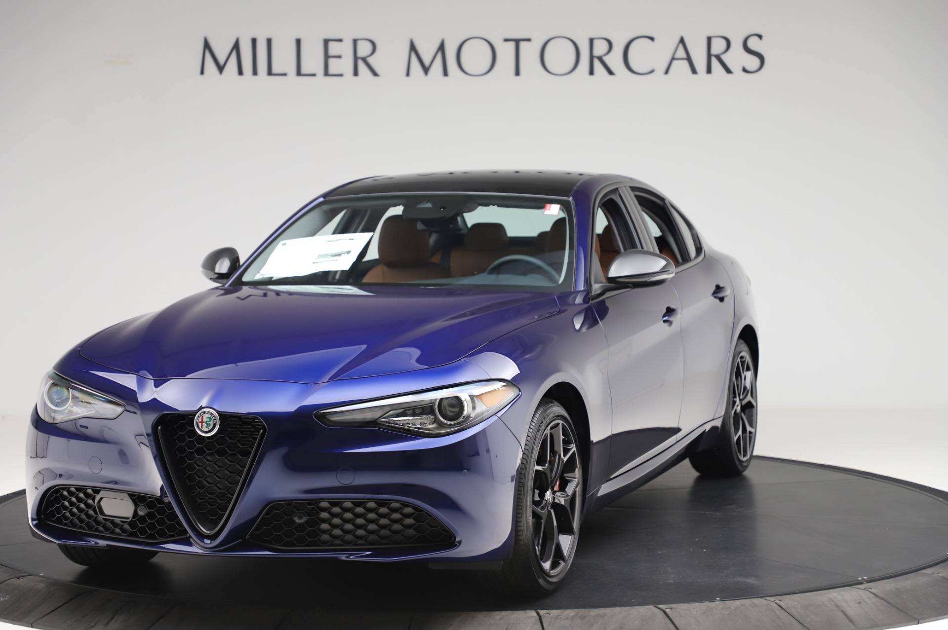 New 2020 Alfa Romeo Giulia Q4 for sale $47,845 at Pagani of Greenwich in Greenwich CT 06830 1