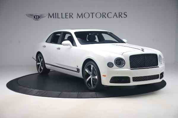 New 2020 Bentley Mulsanne 6.75 Edition by Mulliner for sale $363,840 at Pagani of Greenwich in Greenwich CT 06830 11