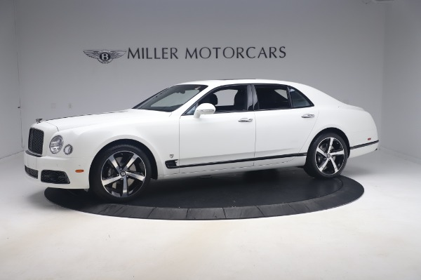 New 2020 Bentley Mulsanne 6.75 Edition by Mulliner for sale $363,840 at Pagani of Greenwich in Greenwich CT 06830 2