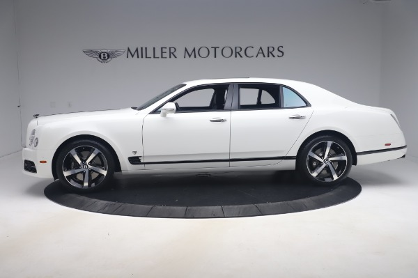 New 2020 Bentley Mulsanne 6.75 Edition by Mulliner for sale $363,840 at Pagani of Greenwich in Greenwich CT 06830 3