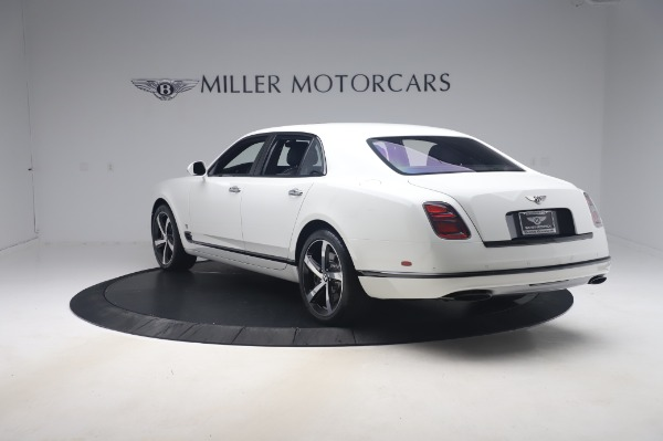 New 2020 Bentley Mulsanne 6.75 Edition by Mulliner for sale $363,840 at Pagani of Greenwich in Greenwich CT 06830 5