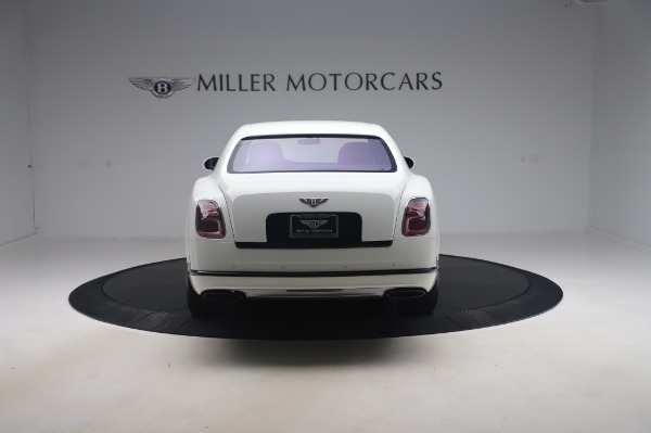New 2020 Bentley Mulsanne 6.75 Edition by Mulliner for sale $363,840 at Pagani of Greenwich in Greenwich CT 06830 6