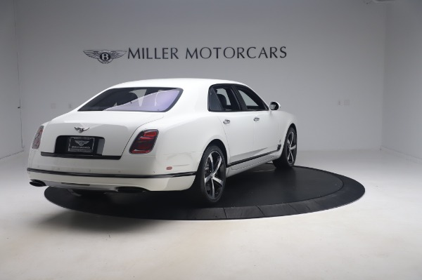 New 2020 Bentley Mulsanne 6.75 Edition by Mulliner for sale $363,840 at Pagani of Greenwich in Greenwich CT 06830 7