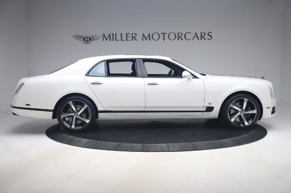 New 2020 Bentley Mulsanne 6.75 Edition by Mulliner for sale $363,840 at Pagani of Greenwich in Greenwich CT 06830 9