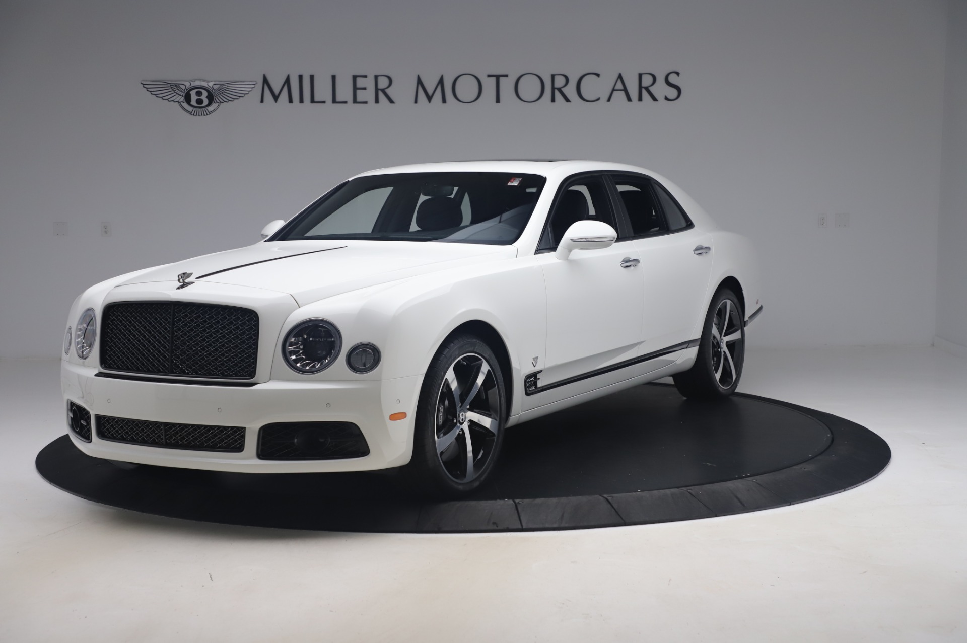 New 2020 Bentley Mulsanne 6.75 Edition by Mulliner for sale $363,840 at Pagani of Greenwich in Greenwich CT 06830 1