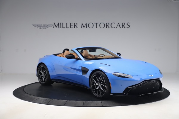 New 2021 Aston Martin Vantage Roadster for sale Call for price at Pagani of Greenwich in Greenwich CT 06830 10