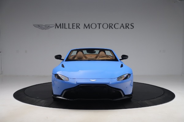 New 2021 Aston Martin Vantage Roadster for sale Call for price at Pagani of Greenwich in Greenwich CT 06830 11