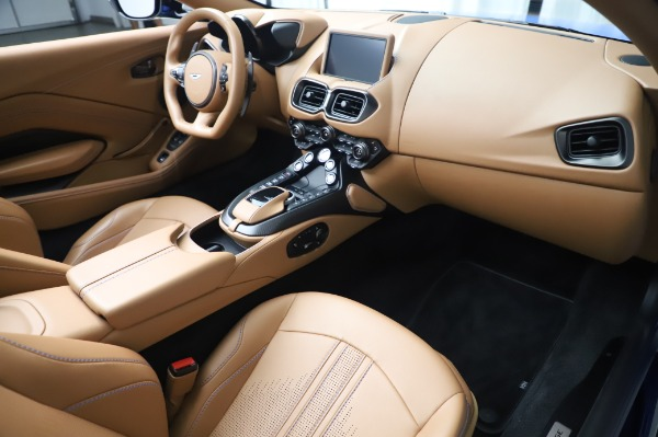 New 2021 Aston Martin Vantage Roadster for sale Call for price at Pagani of Greenwich in Greenwich CT 06830 18